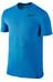 Nike Dri-FIT SS Shirt Men lt photo blue/black
